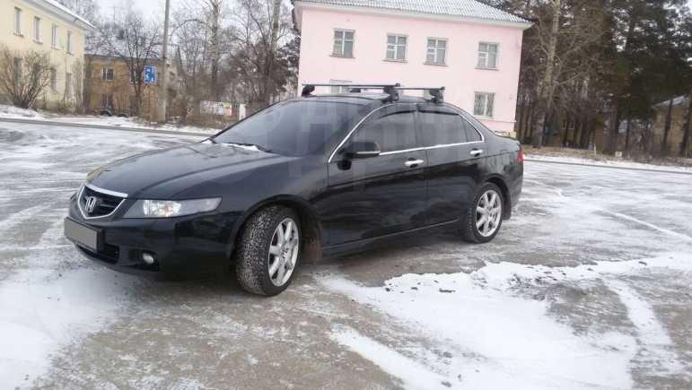 Honda Accord, 2005 год, 630 000 руб.