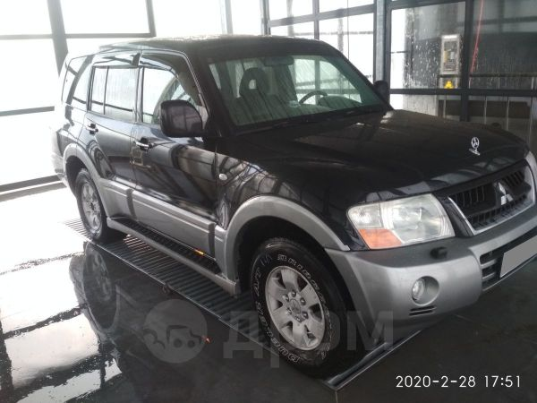 Mitsubishi Pajero, 2002 год, 649 999 руб.