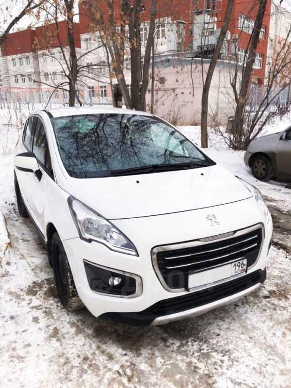 Peugeot 3008, 2014 год, 700 000 руб.