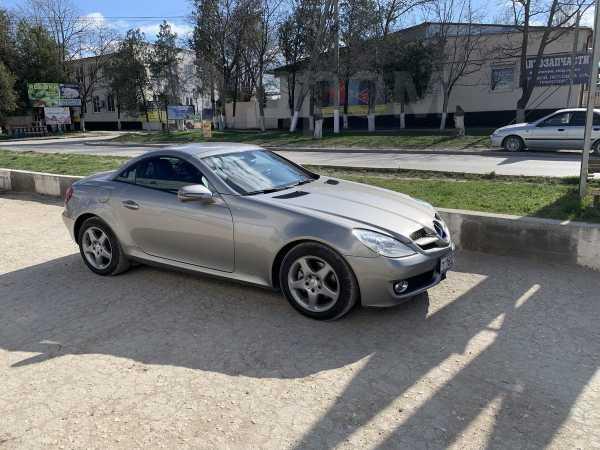 Mercedes-Benz SLK-Class, 2008 год, 850 000 руб.