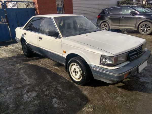 Nissan Bluebird, 1986 год, 27 000 руб.