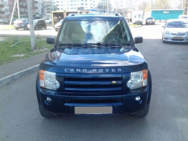 Land Rover Discovery, 2008 год, 690 000 руб.