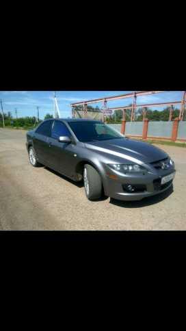 Уфа Mazda6 MPS 2007