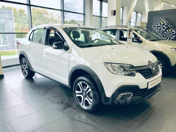 Renault Logan Stepway, 2019 год, 773 484 руб.