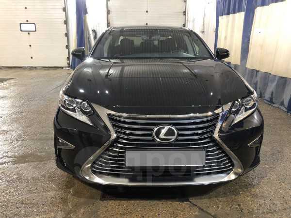 Lexus ES200, 2016 год, 1 850 000 руб.