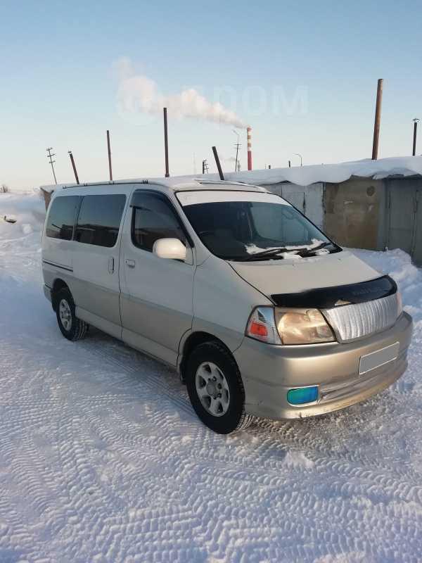 Toyota Grand Hiace, 2000 год, 400 000 руб.