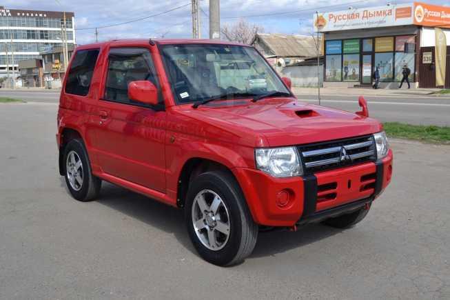 Mitsubishi Pajero Mini, 2009 год, 449 000 руб.