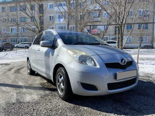 Toyota Vitz, 2008 год, 320 000 руб.