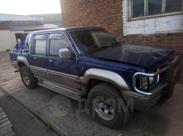Mitsubishi Strada, 1995 год, 250 000 руб.