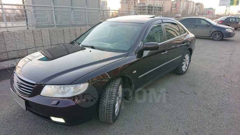 Hyundai Grandeur, 2006 год, 399 999 руб.