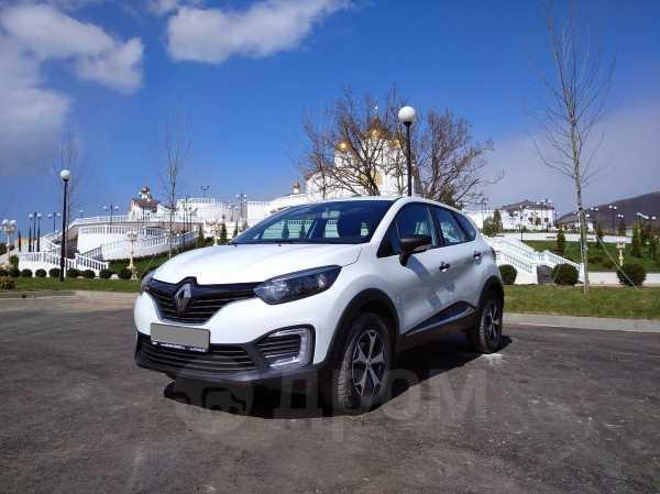 Renault Kaptur, 2017 год, 765 000 руб.