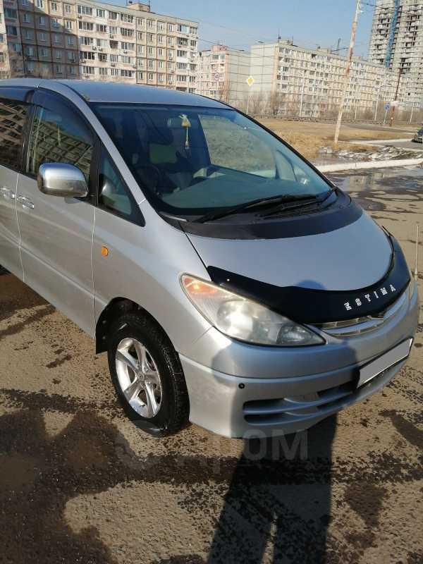 Toyota Estima, 2001 год, 440 000 руб.