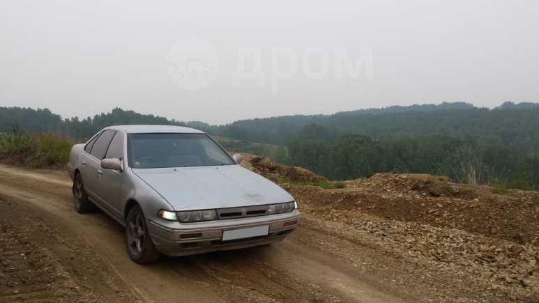 Nissan Cefiro, 1991 год, 165 000 руб.