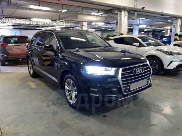 Audi Q7, 2018 год, 3 650 000 руб.