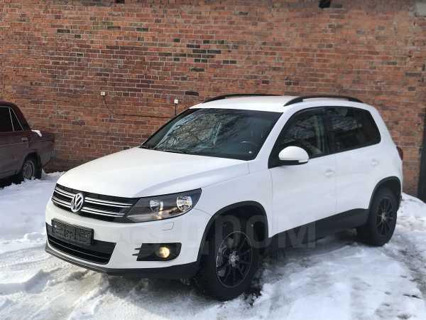 Volkswagen Tiguan, 2012 год, 630 000 руб.