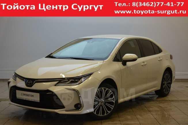 Toyota Corolla, 2019 год, 1 595 000 руб.