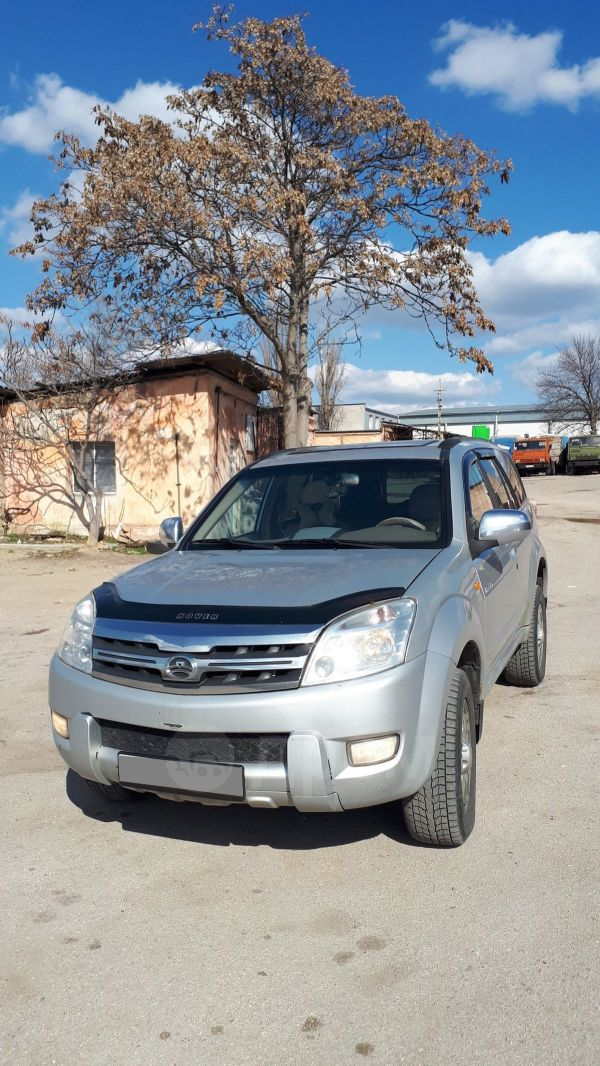 Great Wall Hover, 2008 год, 380 000 руб.
