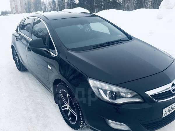 Opel Astra, 2010 год, 510 000 руб.