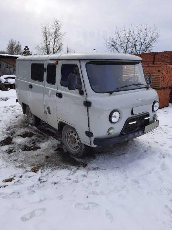 УАЗ Буханка, 2018 год, 655 000 руб.