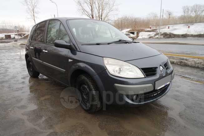 Renault Scenic, 2007 год, 185 000 руб.