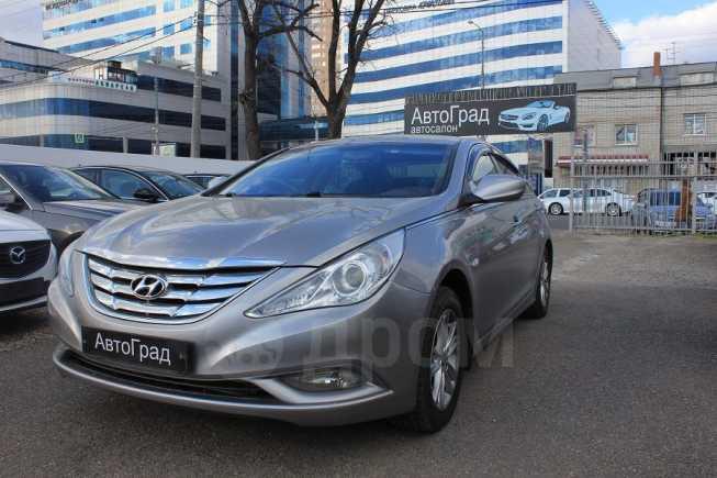 Hyundai Sonata, 2011 год, 605 000 руб.
