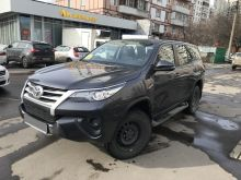 Москва Fortuner 2018