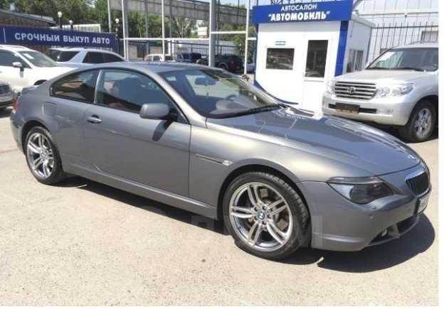 BMW 6-Series, 2004 год, 620 000 руб.