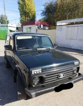 Волжский 4x4 2121 Нива 2013