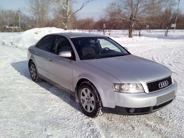 Audi A4, 2003 год, 305 000 руб.