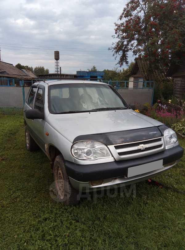 Chevrolet Niva, 2003 год, 65 000 руб.