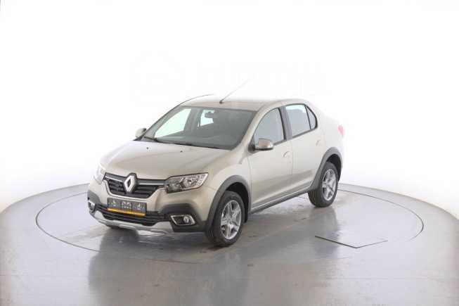 Renault Logan, 2020 год, 856 000 руб.