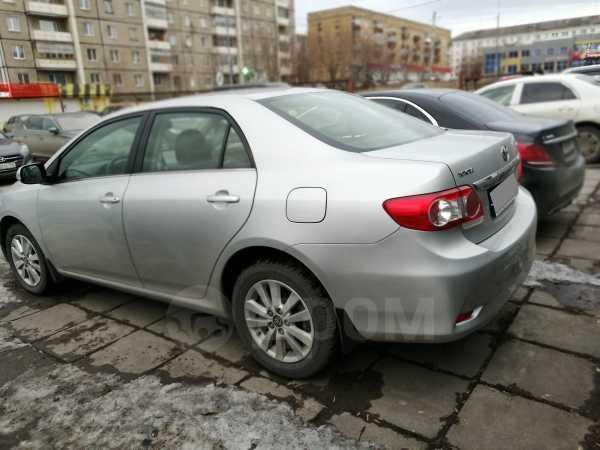 Toyota Corolla FX, 2013 год, 650 000 руб.