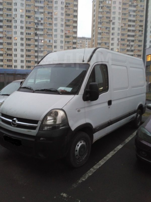 Opel Movano, 2007 год, 550 000 руб.