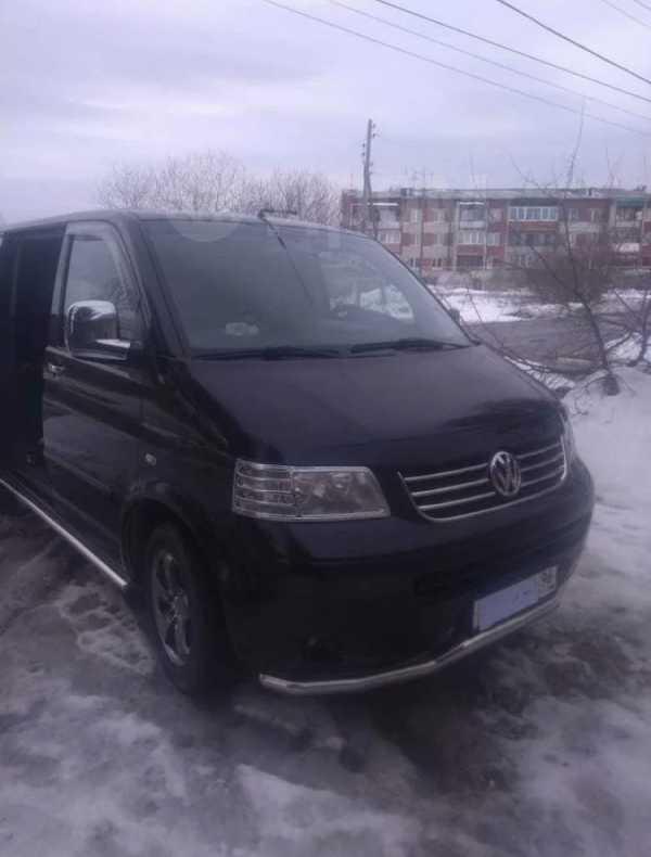 Volkswagen Multivan, 2008 год, 1 100 000 руб.