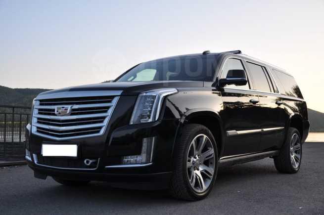 Cadillac Escalade, 2016 год, 3 300 000 руб.