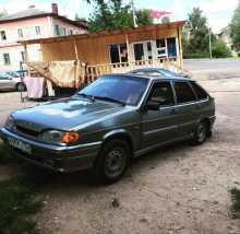 Серпухов 2114 Самара 2005