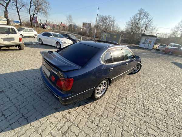Toyota Aristo, 1999 год, 250 000 руб.