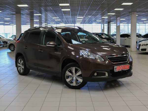 Peugeot 2008, 2014 год, 597 000 руб.