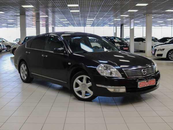 Nissan Teana, 2007 год, 424 900 руб.