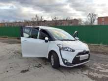 Саратов Toyota Sienta 2015