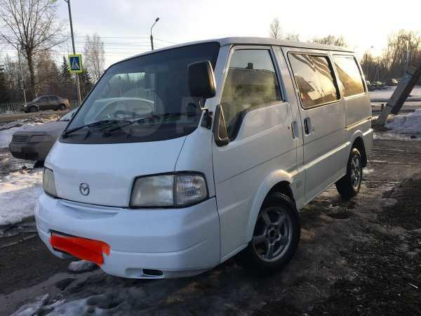 Mazda Bongo, 2001 год, 245 000 руб.