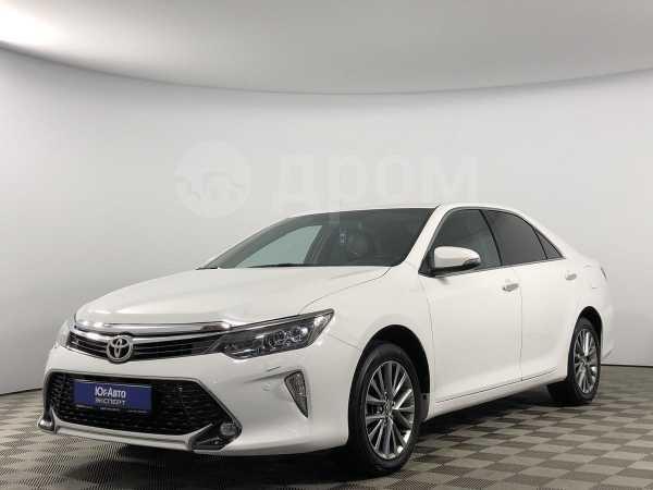 Toyota Camry, 2017 год, 1 452 500 руб.