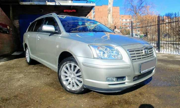 Toyota Avensis, 2005 год, 415 000 руб.