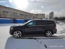 Москва GL-Class 2012