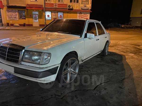 Mercedes-Benz E-Class, 1989 год, 165 000 руб.