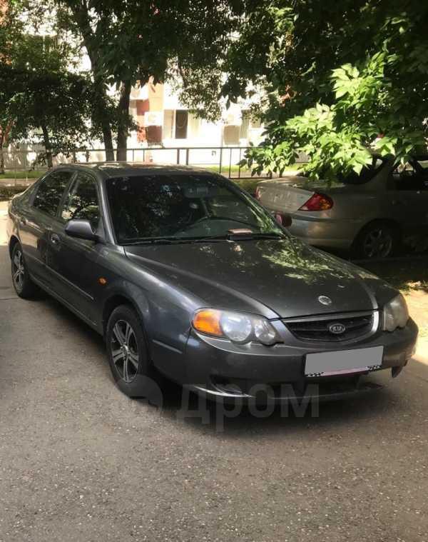 Kia Sephia, 2001 год, 90 000 руб.