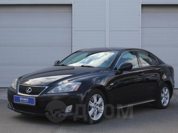 Lexus IS250, 2007 год, 495 500 руб.