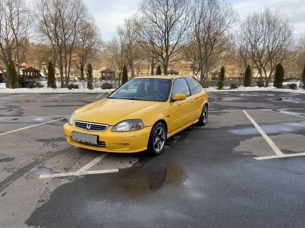Honda Civic, 1999 год, 125 000 руб.