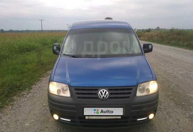 Volkswagen Caddy, 2007 год, 500 000 руб.