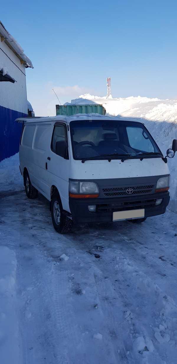 Toyota Hiace, 1993 год, 550 000 руб.